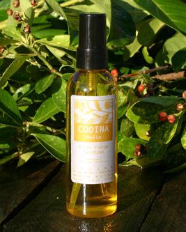 huile de soin cosmétique